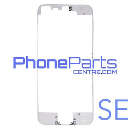 LCD frame with glue for iPhone SE (10 pcs)