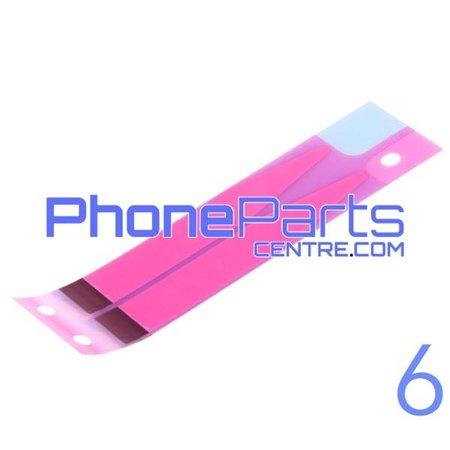 Sticker voor iPhone 6 batterij (25 pcs)