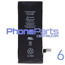 Batterij voor iPhone 6 (4 pcs)
