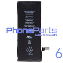 Battery for iPhone 6 (4 pcs)