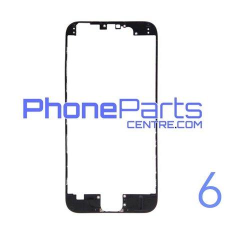 Frame met sticker t.b.v. LCD scherm voor iPhone 6 (10 pcs)