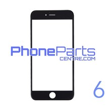 Glass lens for iPhone 6 (10 pcs)