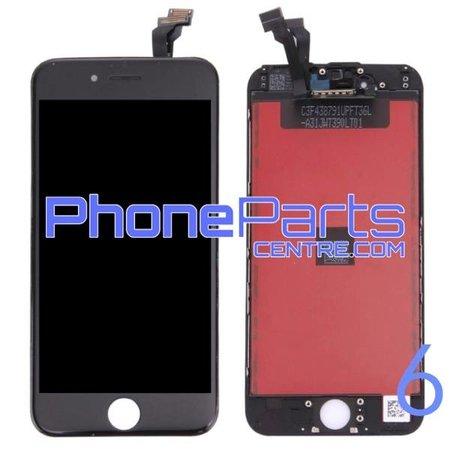 LCD scherm met touchscreen en frame premium kwaliteit voor iPhone 6