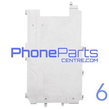 Metalen schild achterkant LCD voor iPhone 6 (10 pcs)