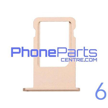 Simkaart houder voor iPhone 6 (5 pcs)