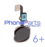 Volledige home button met kabel voor iPhone 6 Plus (5 pcs)