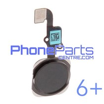Full home button / flex cable for iPhone 6 Plus (5 pcs)