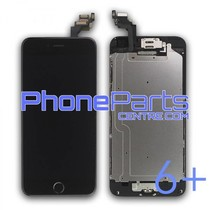 LCD screen / digitizer - all parts assembled - for iPhone 6 Plus