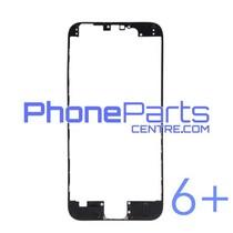 Frame met sticker t.b.v. LCD scherm voor iPhone 6 Plus (10 pcs)