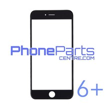 Glass lens for iPhone 6 Plus (10 pcs)