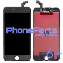 LCD scherm met touchscreen en frame premium kwaliteit voor iPhone 6 Plus