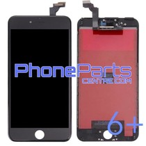 LCD screen/ digitizer/ frame premium quality for iPhone 6 Plus
