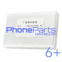 OCA lijmlaag t.b.v. touchscreen voor iPhone 6 Plus (50 pcs)