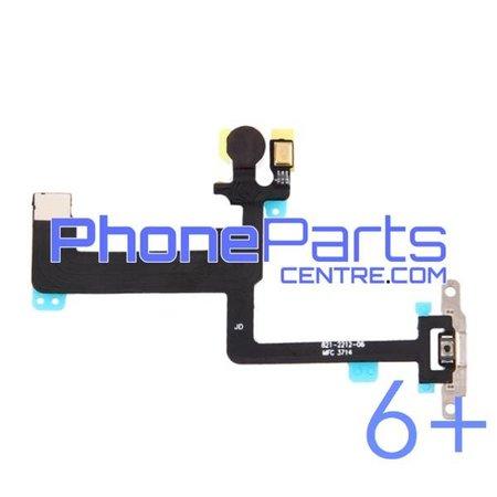 Power button / flash  light for iPhone 6 Plus (5 pcs)
