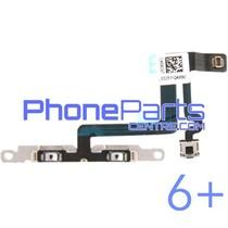 Volume en mute knoppen voor iPhone 6 Plus (5 pcs)
