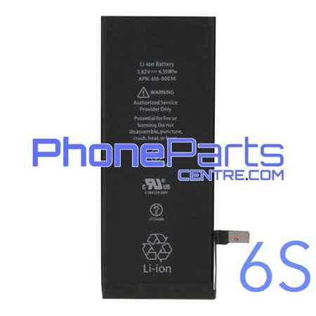 Battery for iPhone 6S (4 pcs)