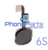 Volledige home button met kabel voor iPhone 6S (5 pcs)