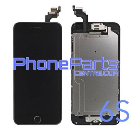 LCD screen / digitizer - all parts assembled - for iPhone 6S