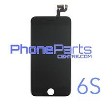 LCD scherm met touchscreen en frame premium kwaliteit voor iPhone 6S