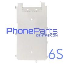 Metalen schild achterkant LCD voor iPhone 6S (10 pcs)