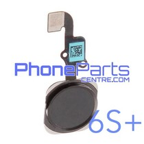 Full home button / flex cable for iPhone 6S Plus (5 pcs)