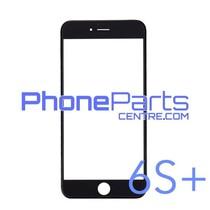 Glass lens / frame / OCA glue for iPhone 6S Plus (10 pcs)