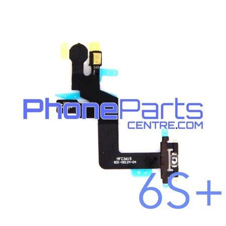 Aan en uitknop met flits voor iPhone 6S Plus (5 pcs)