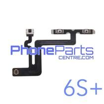 Volume en mute knoppen voor iPhone 6S Plus (5 pcs)