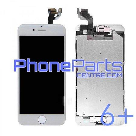 LCD scherm - alle onderdelen gemonteerd - voor iPhone 6 Plus