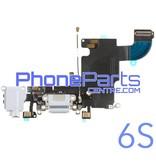 Dock connector met audio & microfoon voor iPhone 6S (5 pcs)
