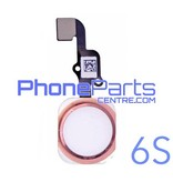 Full home button / flex cable for iPhone 6S (5 pcs)