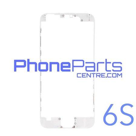 Frame met sticker t.b.v. LCD scherm voor iPhone 6S (10 pcs)