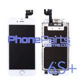 LCD scherm - alle onderdelen gemonteerd - voor iPhone 6S Plus