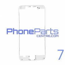 LCD frame with glue for iPhone 7 (10 pcs)