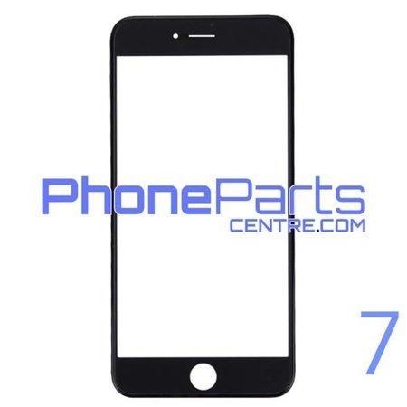 Glas voor iPhone 7 (10 pcs)