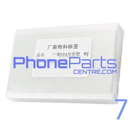 OCA glue for iPhone 7 (50 pcs)