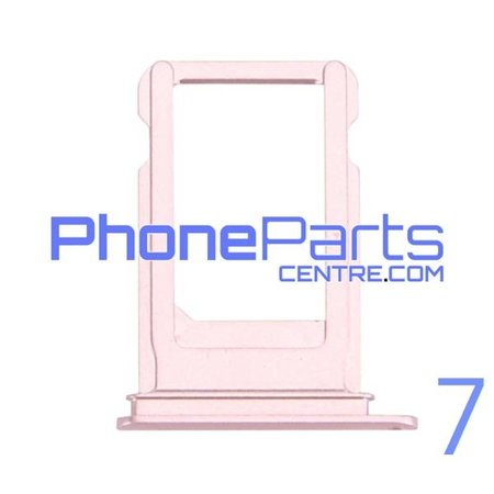 Sim tray for iPhone 7 (5 pcs)
