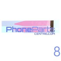 Sticker voor iPhone 8 batterij (25 pcs)