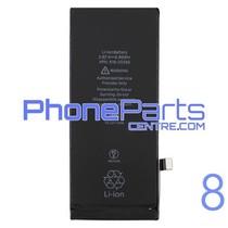Batterij voor iPhone 8 (4 pcs)