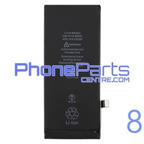 Battery for iPhone 8 (4 pcs)