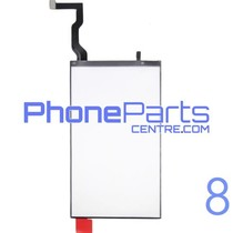 LCD Backlight voor iPhone 8 (10 pcs)