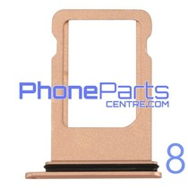 Sim tray for iPhone 8 (5 pcs)