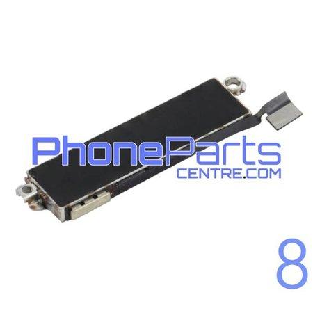 Trilmotor voor iPhone 8 (5 pcs)