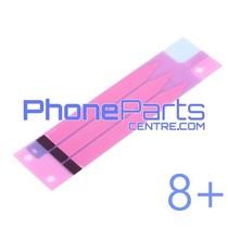 Sticker voor iPhone 8 Plus batterij (25 pcs)