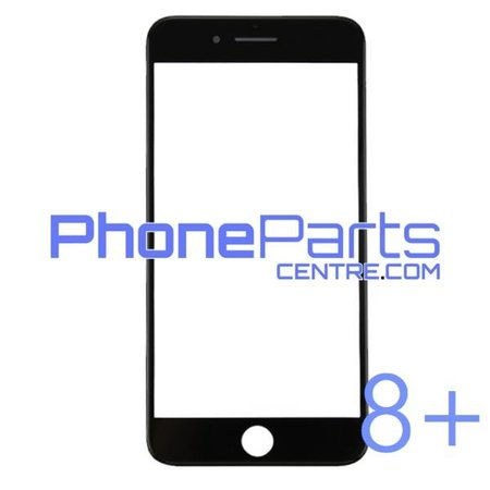 Glass lens for iPhone 8 Plus (10 pcs)