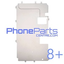LCD Metal back plate for iPhone 8 Plus (10 pcs)