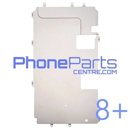 Metalen schild achterkant LCD voor iPhone 8 Plus (10 pcs)