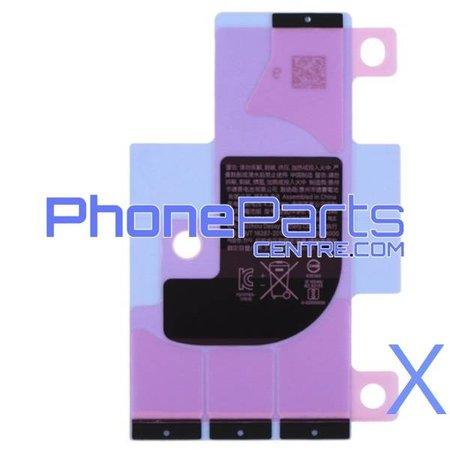 Sticker voor iPhone X batterij (25 pcs)