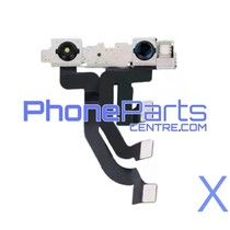 Camera voor iPhone X (2 pcs)