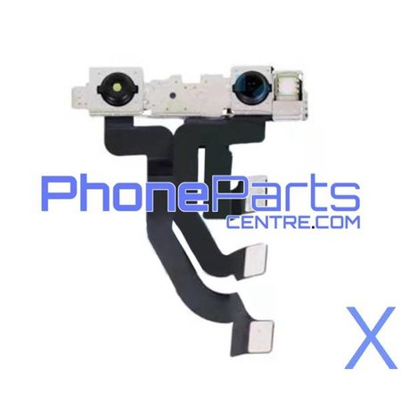 Front & infrared cameras / proximity sensor for iPhone X (2 pcs)